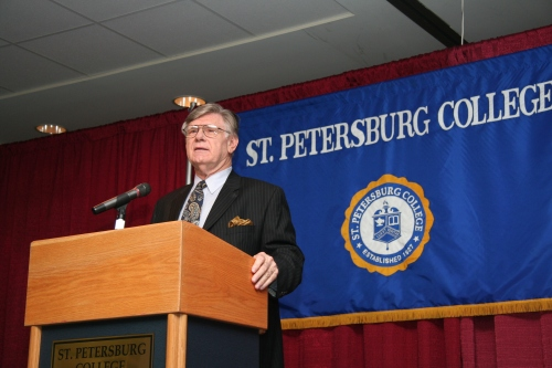 President Carl M. Kuttler Jr.