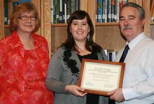 From left: Lynn Grinnell, Rachel Cooper, Greg Nenstiel