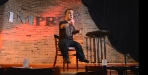 Comedian Brad Williams