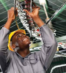 Explore a high-tech career in manufacturing