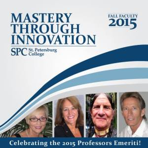 SPC 2015 Professors Emeriti