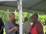 Guests at SPC Clearwater East Community Library groundbreaking