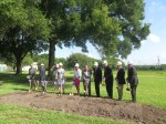 Groundbreaking ceremony at SPC Clearwater East Community Library