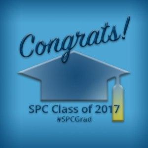 SPC Spring 2017 Graduation