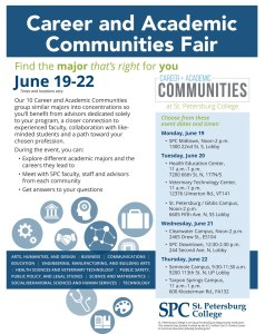 Career and Academic Communities Fair