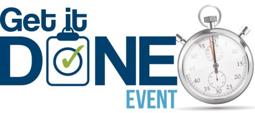 Get it done event