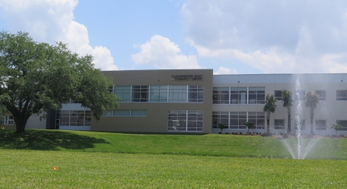 Clearwater East Community Library at St. Petersburg College