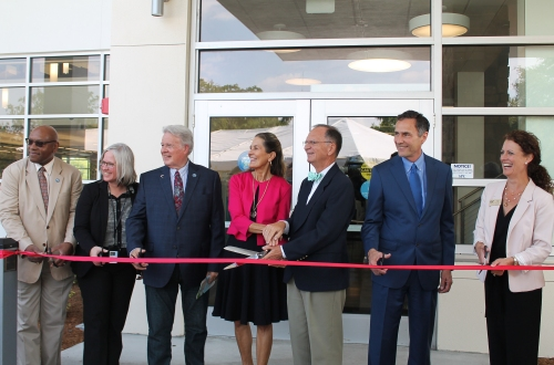 Grand Opening of the Clearwater East Community Library at St. Petersburg College