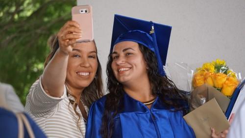 Summer 2018 SPC Graduation photo