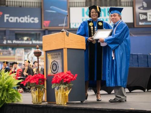 SPC Graduate Alexander Fisher