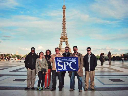 SPC Study Abroad in Paris